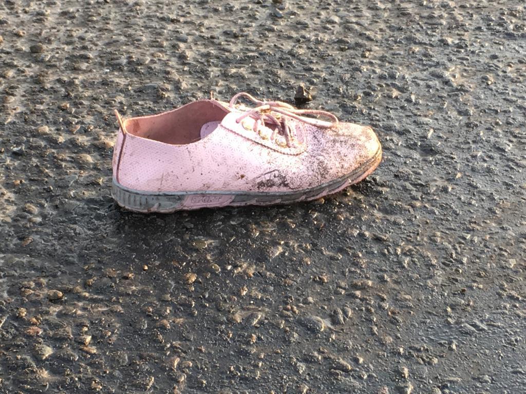 водитель сбил пешехода Красногвардейское Крым
