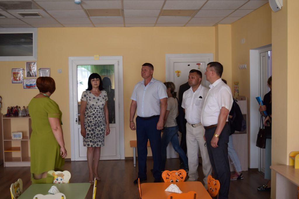 детский сад БЕРЕЗКА в Джанкое открыт