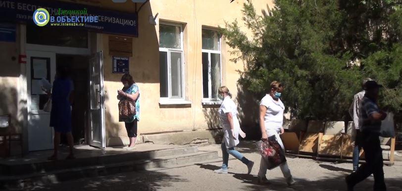 число заболевших covid-19 в Джанкое растет