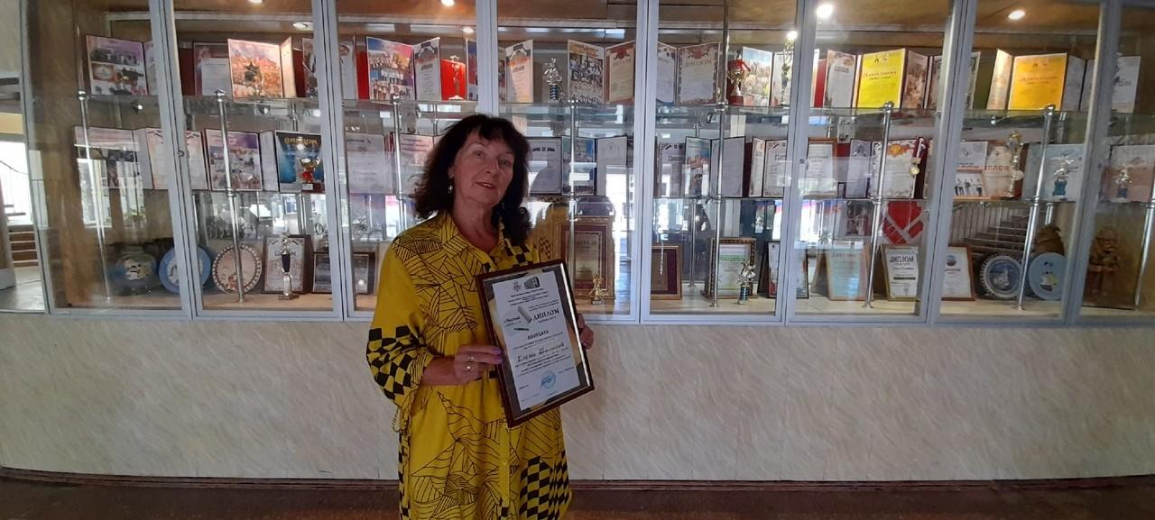 Елена Шалаева победила в конкурсе Чистый лист
