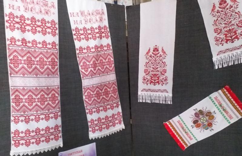 konkurs vyshivki uzor na polotne - В Джанкое проведен конкурс вышивки 2020