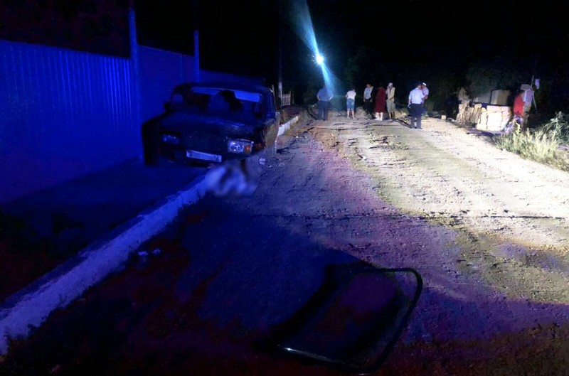 Погиб ребенок. ДТП в Джанкойском районе