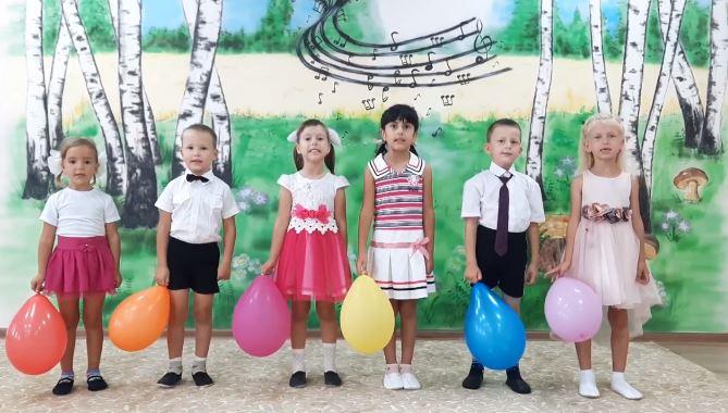 Джанкой в объективе День города: поздравления детских садов /Джанкой-2020 2