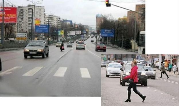 ДПС контроль. пешеходы - нарушители