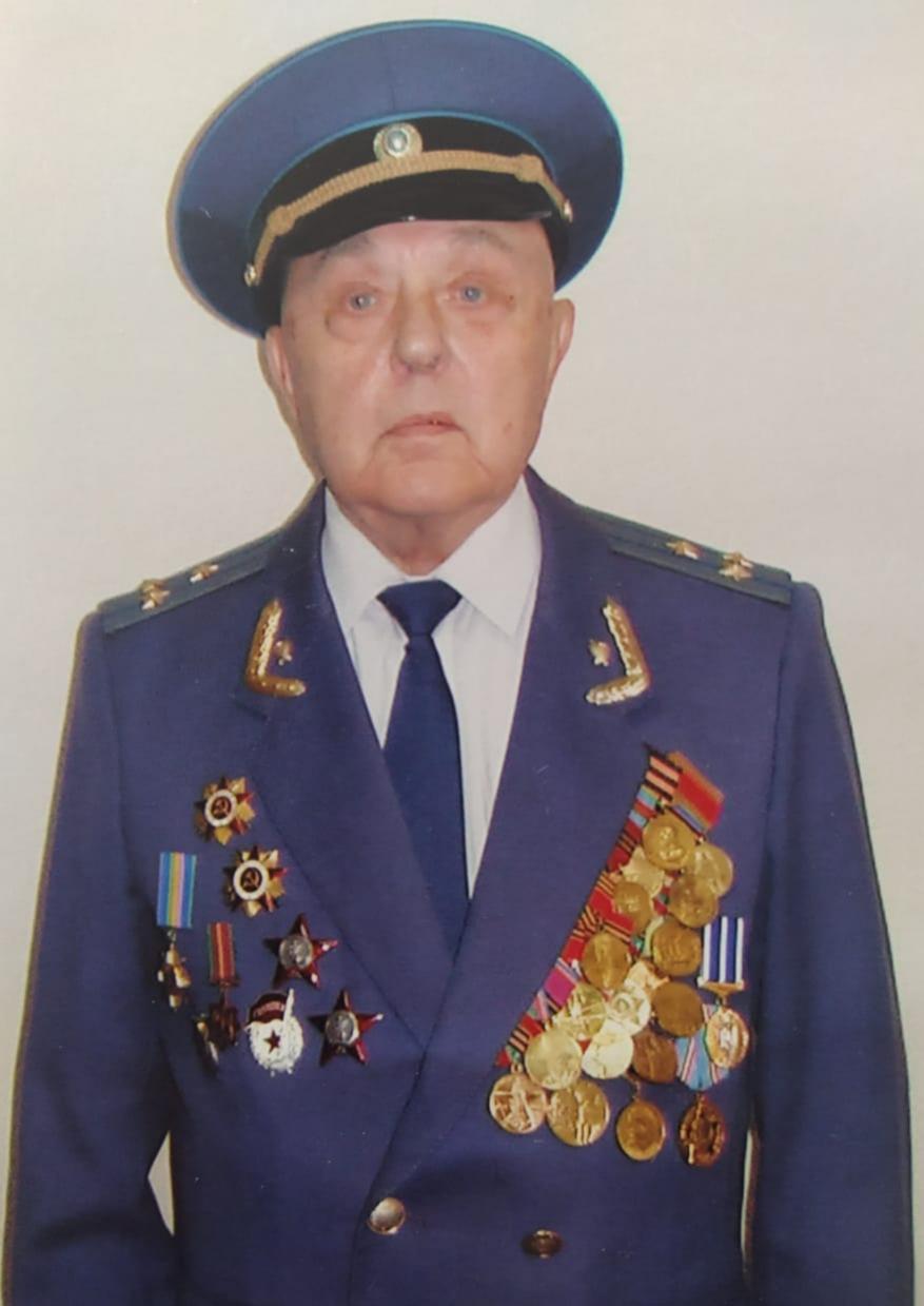 Юрий Шабанов 30 лет отслужил в Прокуратуре
