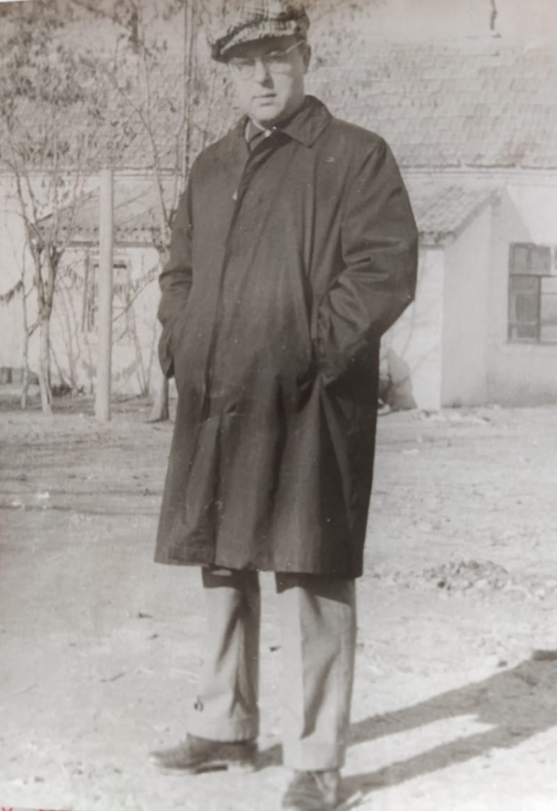 Юрий Шабанов. Джанкой