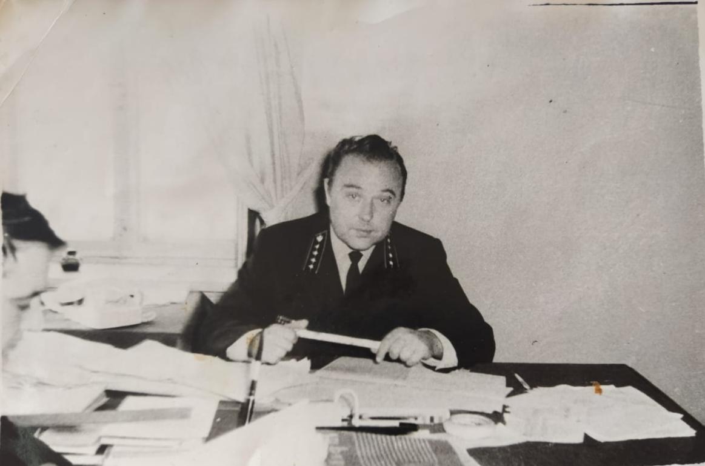 Юрий Шабанов. Джанкойский межрайонный прокурор.