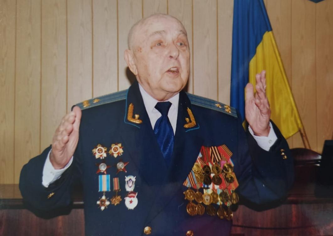 Юрий Шабанов. Джанкойский прокурор