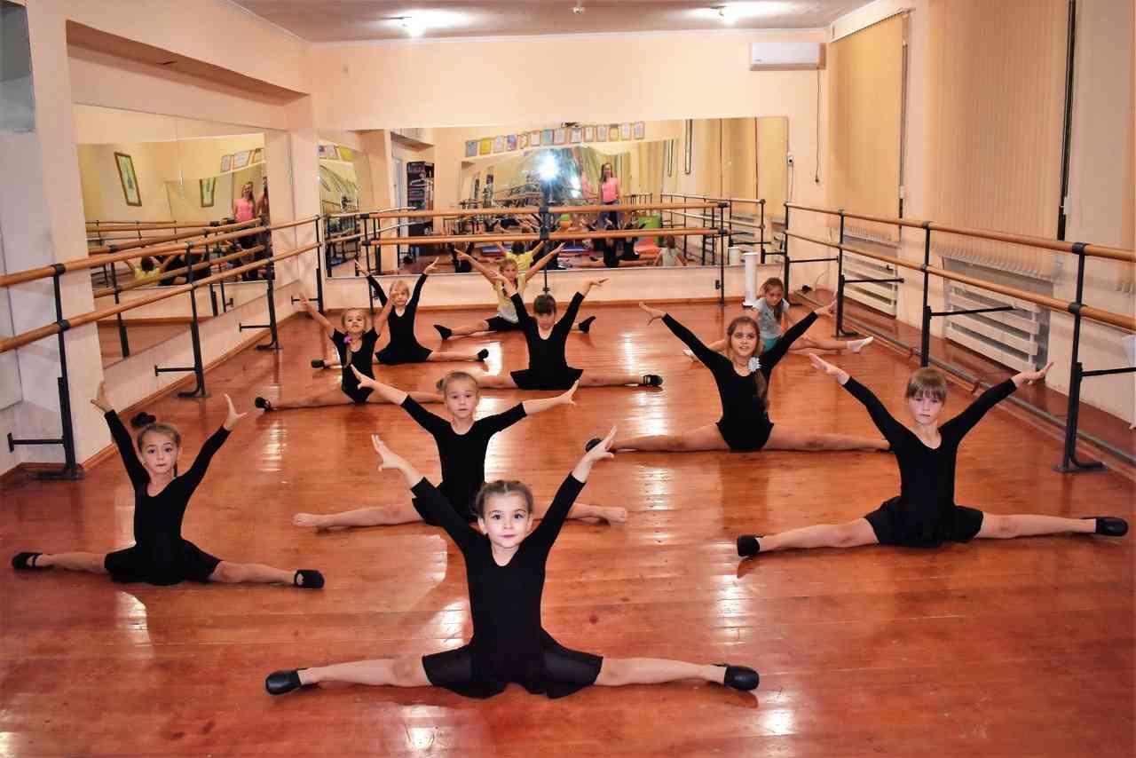 День гимнастики по джанкойски