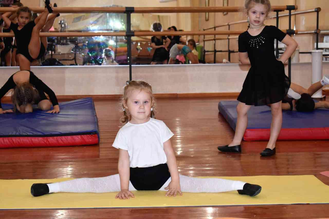 День гимнастики в Джанкое