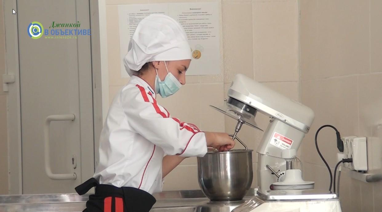 Джанкойский техникум. world skills