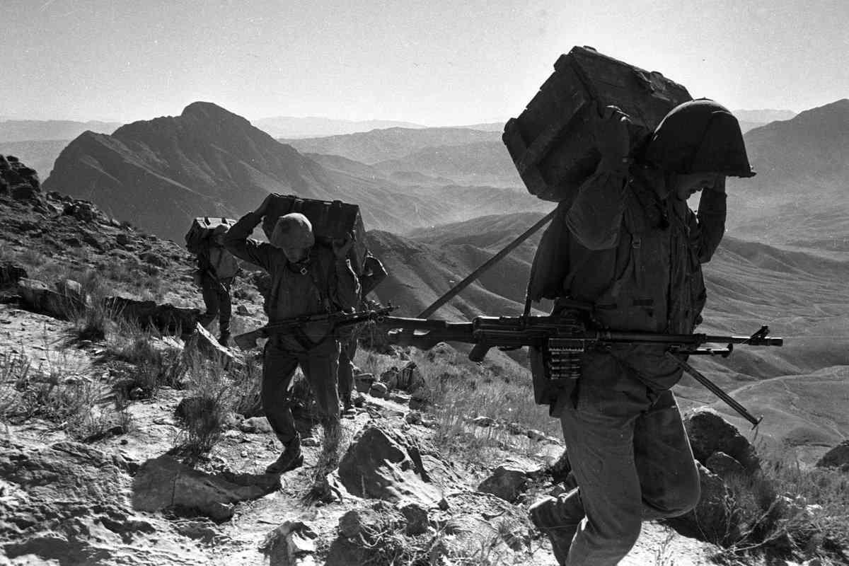 акция памяти воинов-интернационалистов