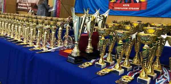 чемпионки из Джанкоя