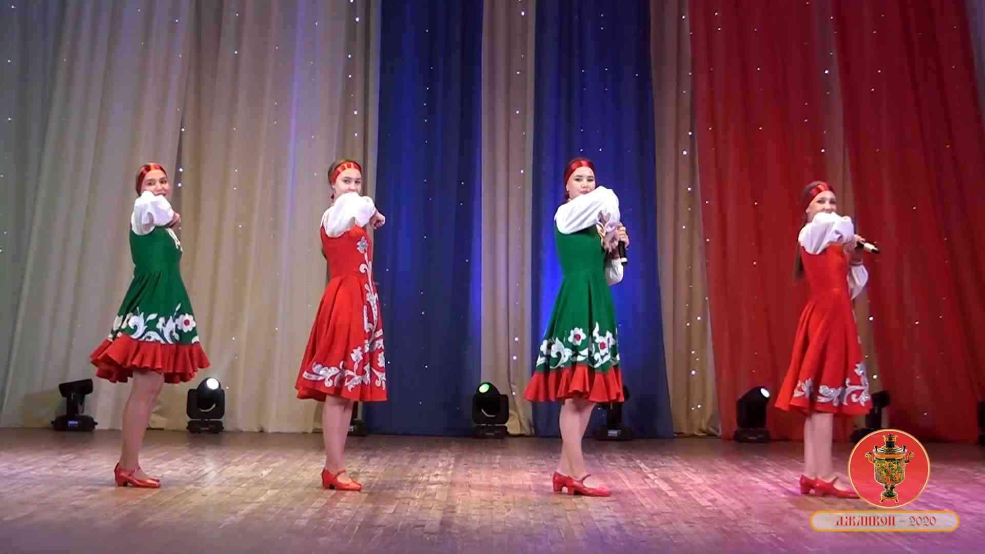 VI городской фестиваль-конкурс русской народной песни и танца «Джанкой-2020»