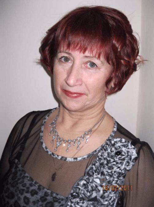 Татьяна Грузинова. Джанкой