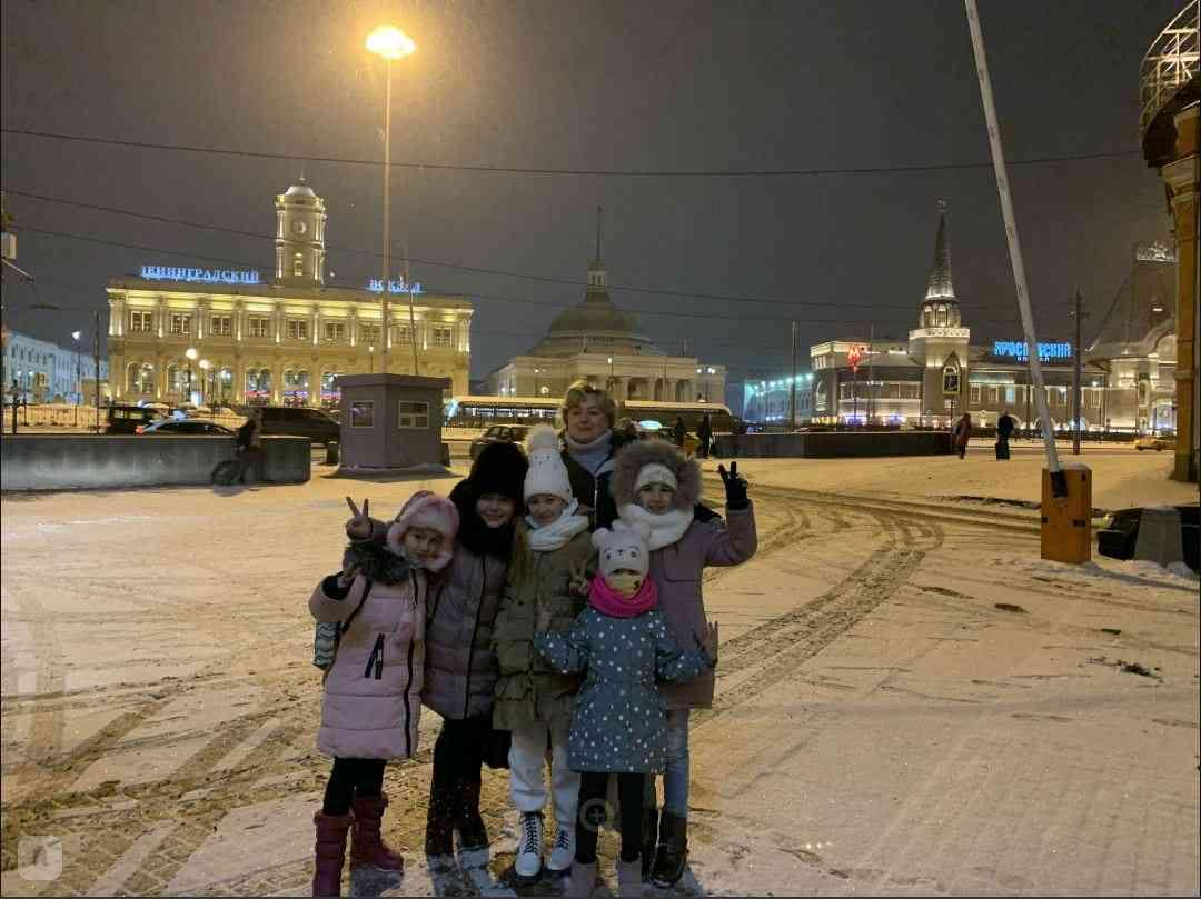Дети индиго из Джанкоя в Москве