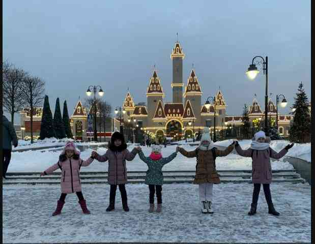 Дети индиго. Джанкой-Москва