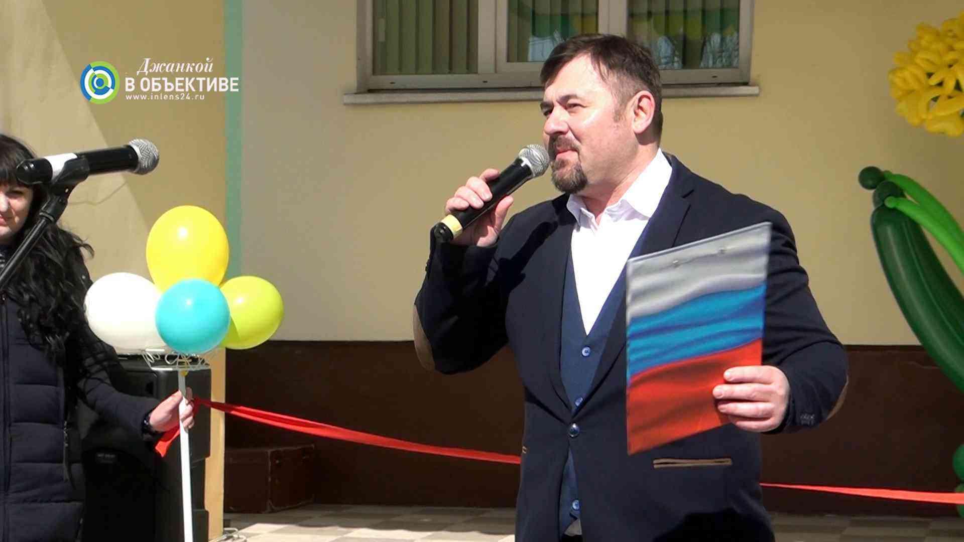 Владимир Константинов в ДЖанкое (2)