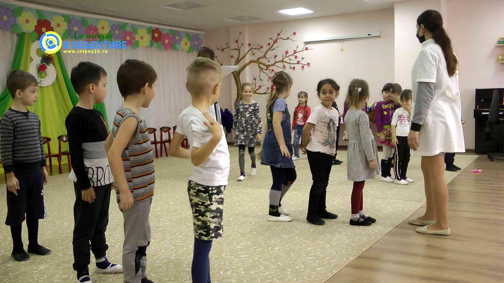Детсад на Проезжей в Джанкое