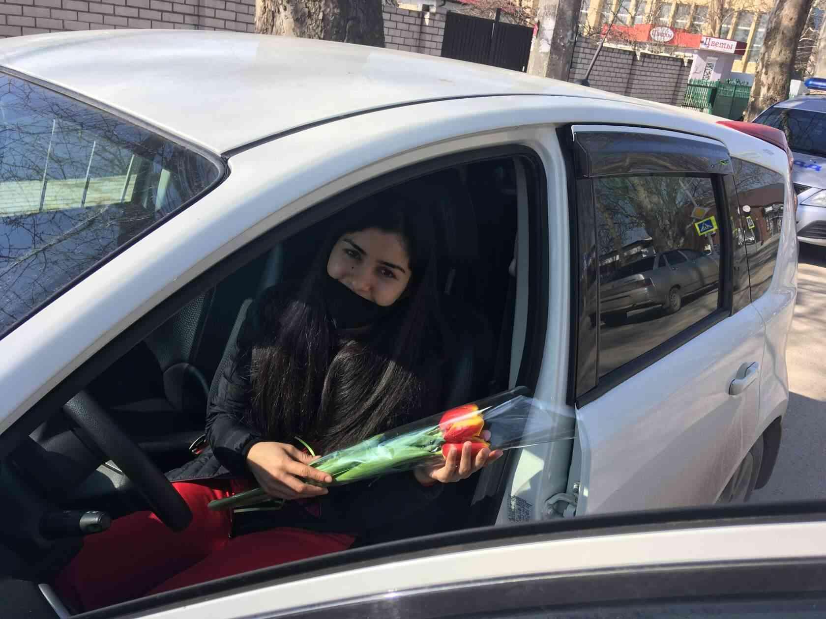 автоледи Джанкоя 8 марта