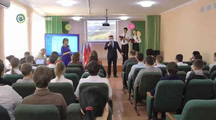 медиапроект к 7 годовщине Крымской весны в городе Джанкое