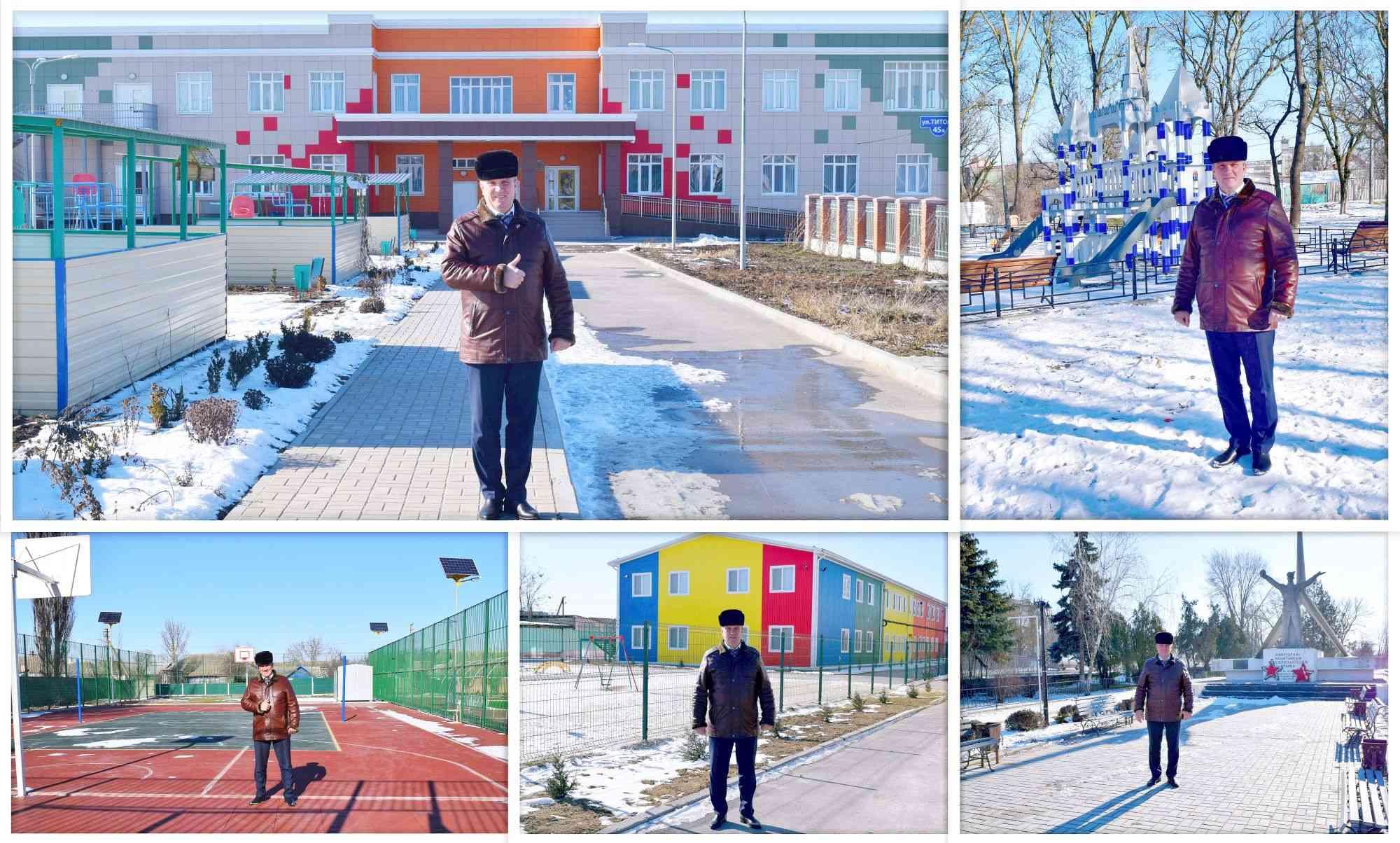 7 лет в России. Джанкой преображается