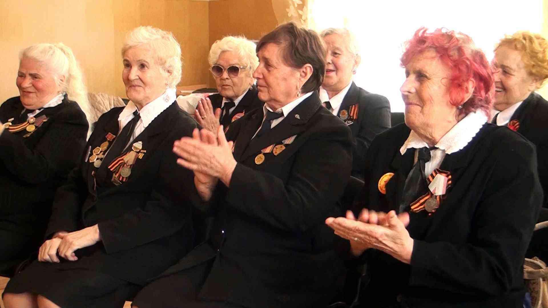 ветераны Джанкоя отметили день освобождения города