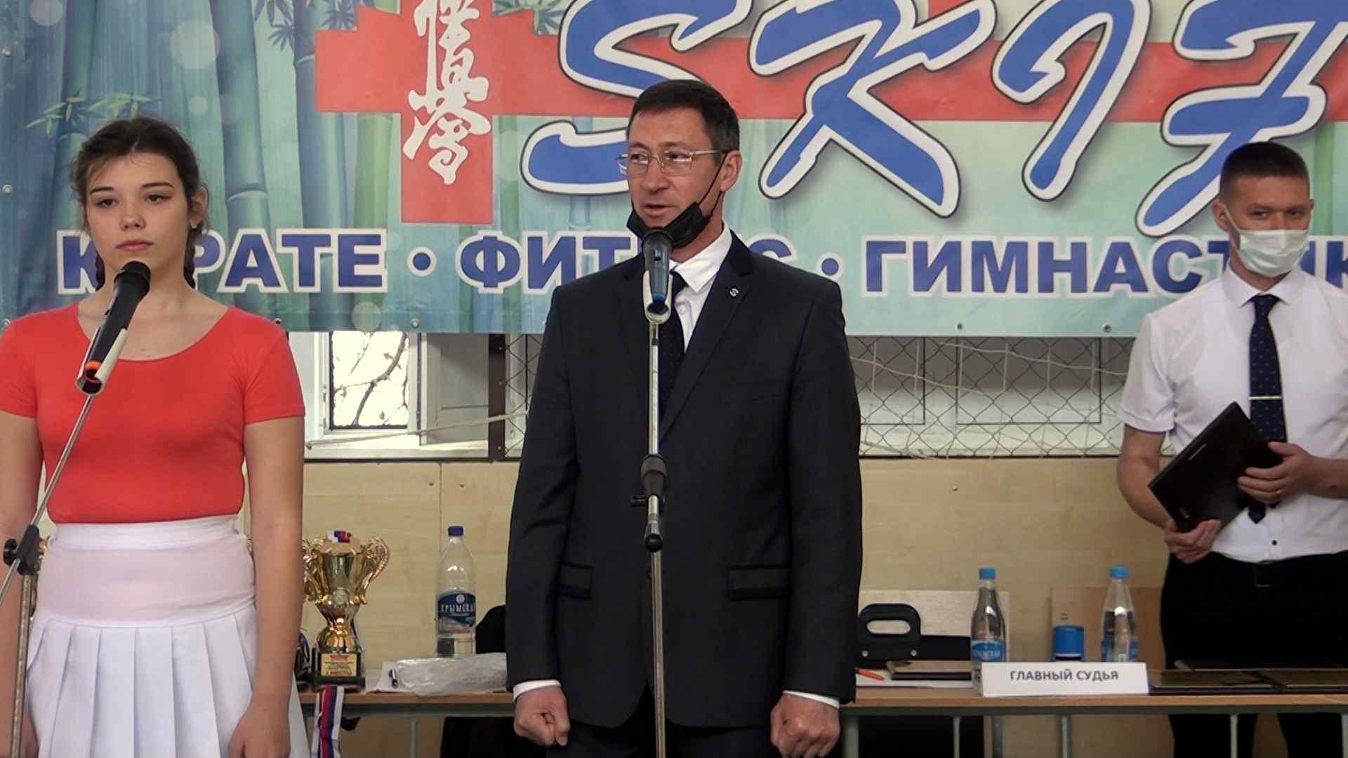 киокусинкай. республиканский турнир в Джанкое