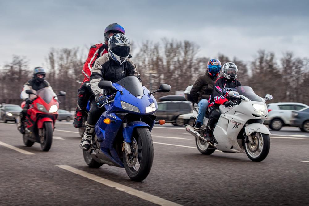Джанкой в объективе Мотоциклисты на дорогах: как избежать опасностей /2021 2