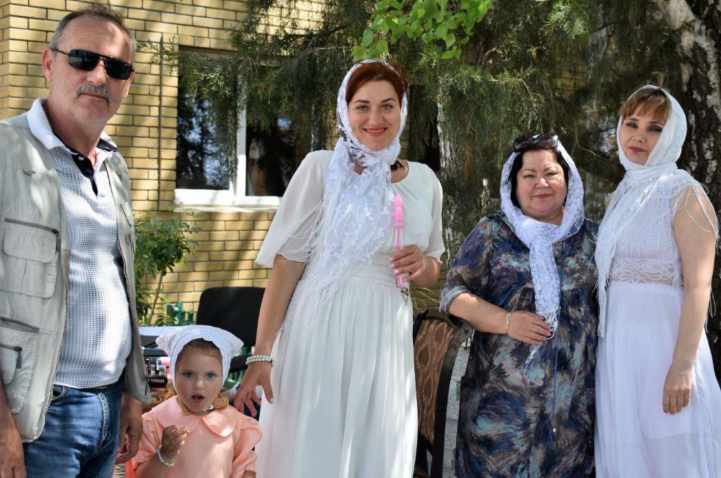 день жен-мироносиц в Джанкое