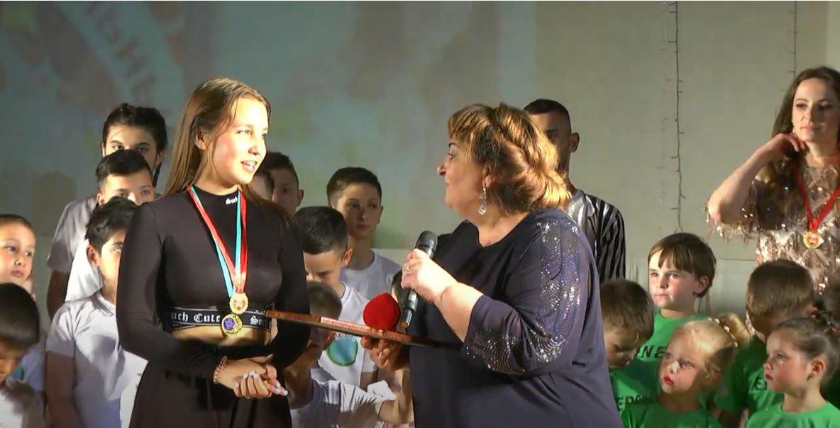 Школа танца РИТМ. Кира Сидоркина