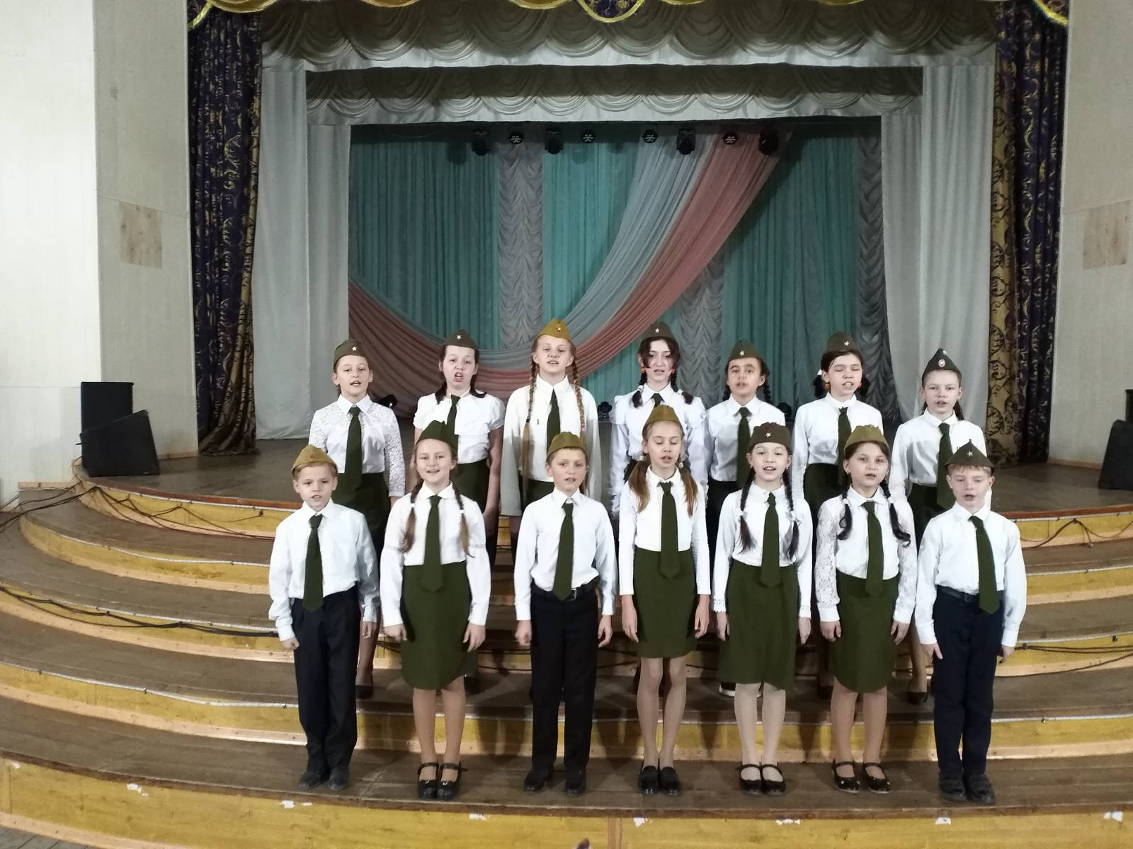ассорти. вокальный ансамбль. г. джанкой
