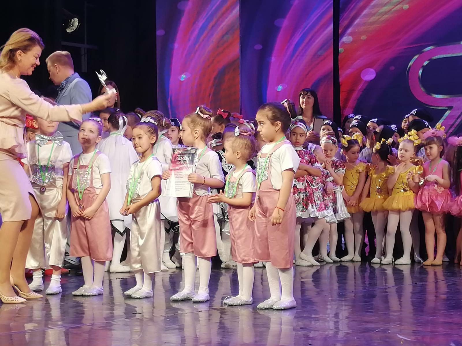 школа танца РИТМ. конкурсы