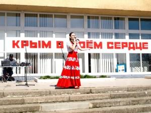 Anastasiya Moskvicheva 300x225 - У подножия Ильича по-прежнему отмечают великие события