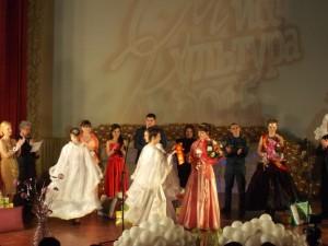 Богини на сцене