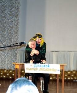 М.Шишканов и И.Злобина