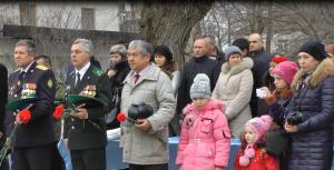 Miting Estafeta Pobedy 300x153 - В Джанкое торжественно приняли эстафету Победы