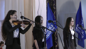 вокальная группа Очарование