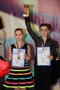 Агаджанов Даниил и Маргарита Колотий