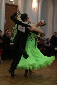 Владислав и Виолетта Таракановы