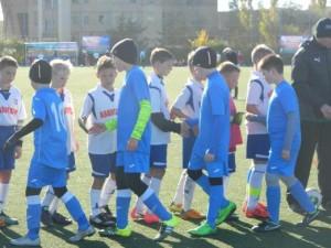 Pered igroj s TSK Tavriya 300x225 - Золотая осень для джанкойских футболистов окончилась победной бронзой