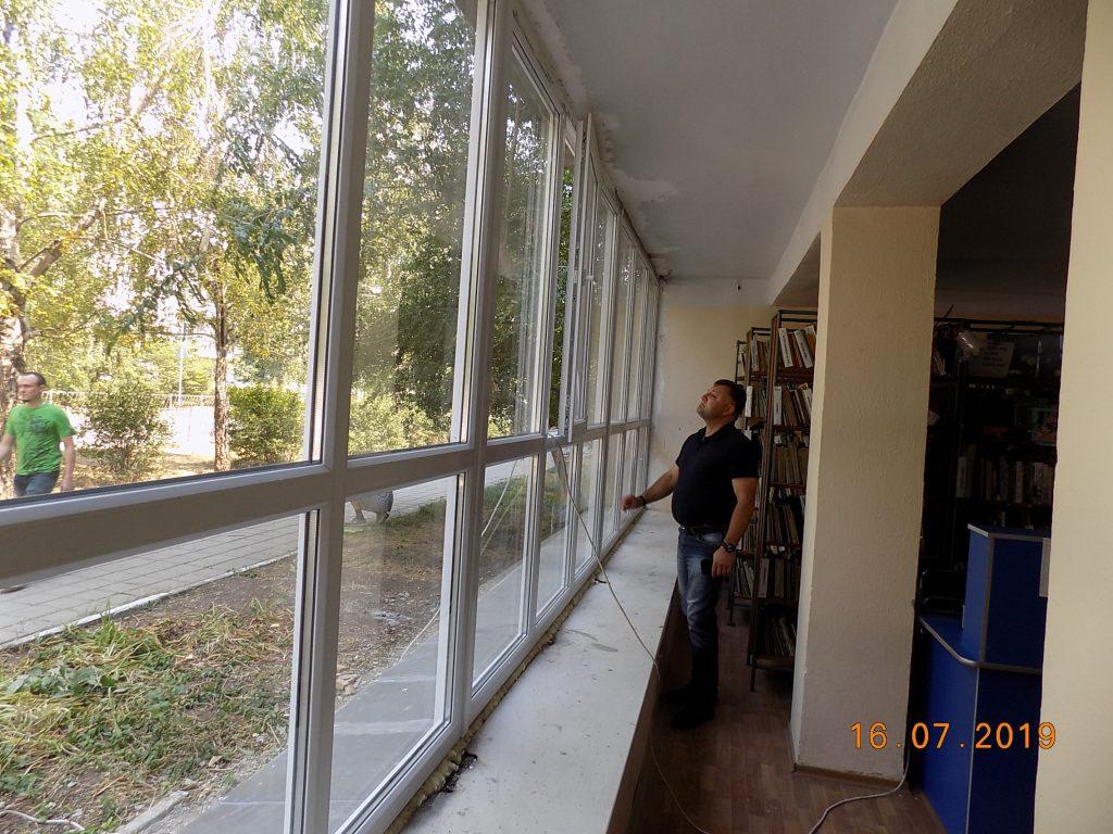 Джанкой в объективе В Джанкое обновляется детская библиотека DSCN3878