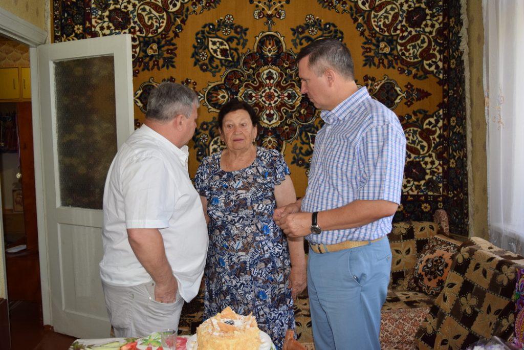 Джанкой в объективе К матери Героя - в юбилей mitrakova
