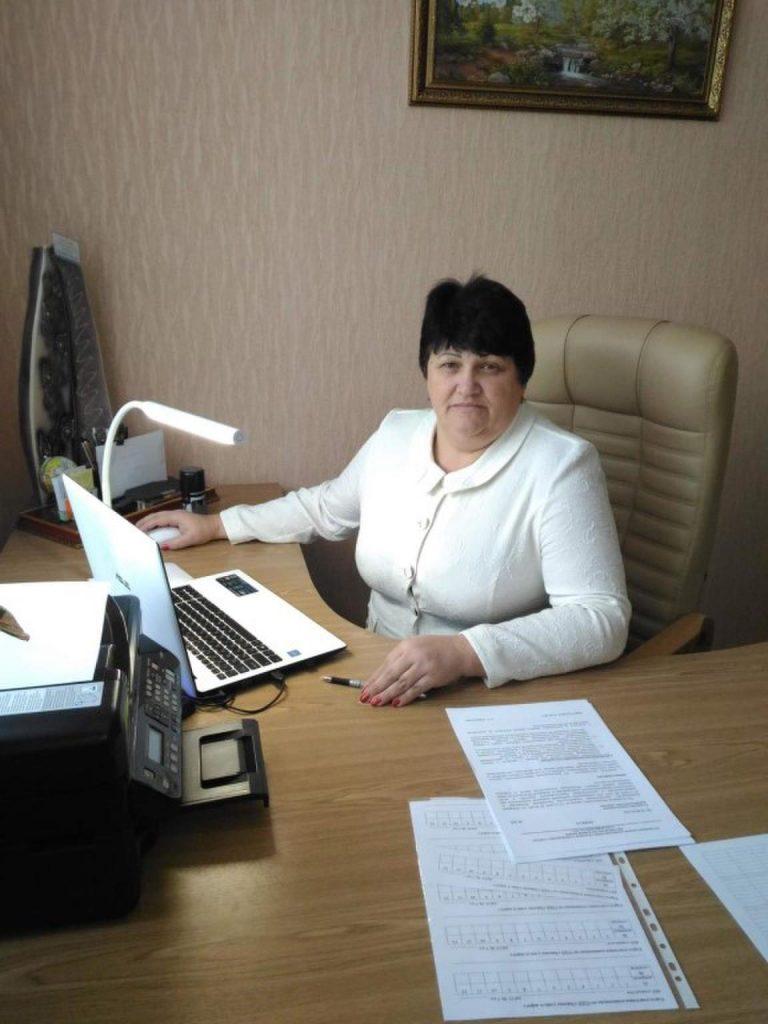 Джанкой в объективе Лилия Добренькая. От опытного учителя к талантливому директору Dobrenkaya Liliya Sergeevna