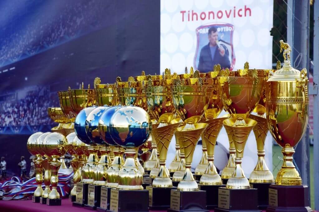 Джанкой в объективе Сразу 2 команды из Джанкоя победили в масштабном турнире Tihonovich CUP Kubki