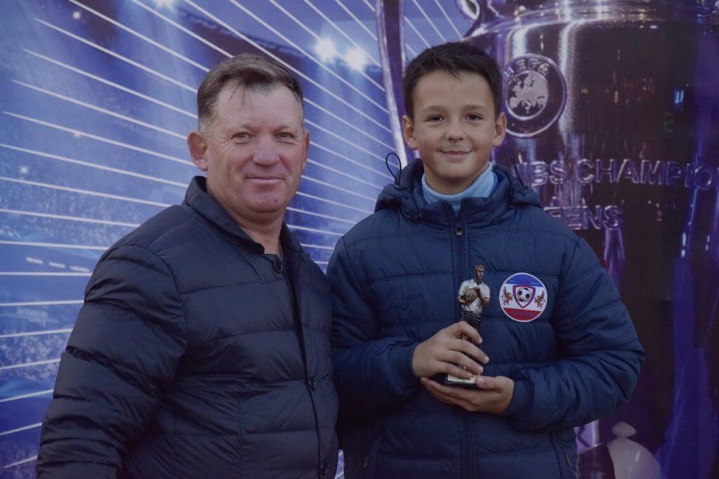 Джанкой в объективе Сразу 2 команды из Джанкоя победили в масштабном турнире Tihonovich CUP Luchshij vratar turnira Milenchuk Mihail
