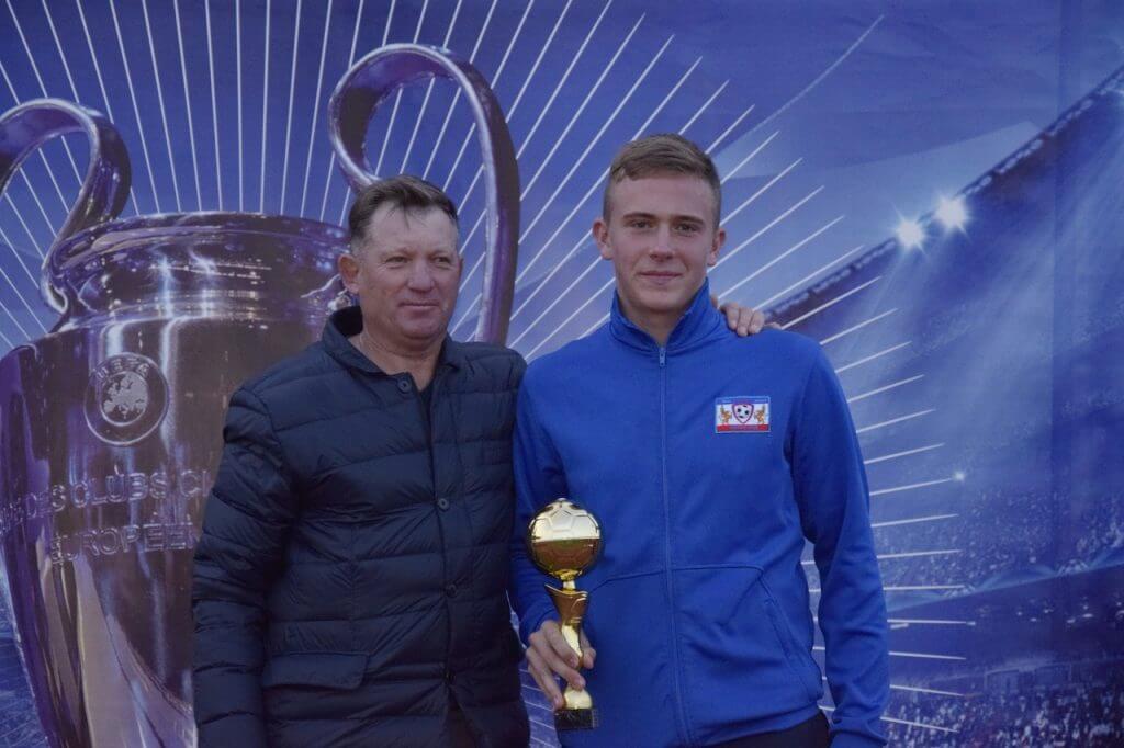 Джанкой в объективе Сразу 2 команды из Джанкоя победили в масштабном турнире Tihonovich CUP luchshij igrok turnira Rukaber Kevin